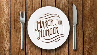 March For Hunger 2015