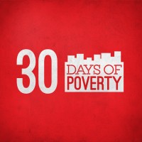 30 Days Of Poverty Logo