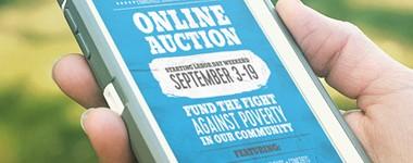 Evansville Christian Life Center online auction web