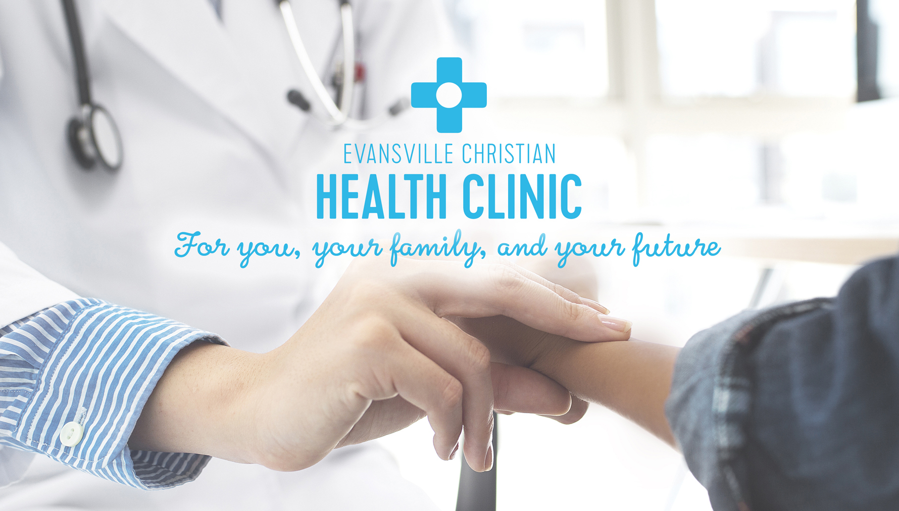 Evansville Christian Health Clinic web graphic