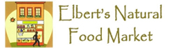 Elbert's Natural Food logo web