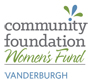 Vanderburgh Community Foundation Women's Fund logo web