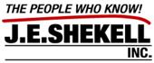 J.E. Shekell logo web
