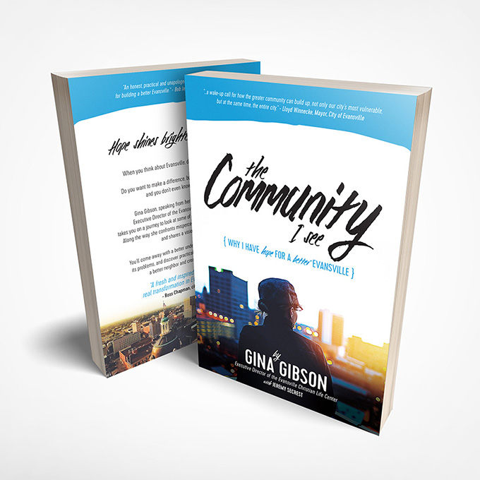 The Community I See Book