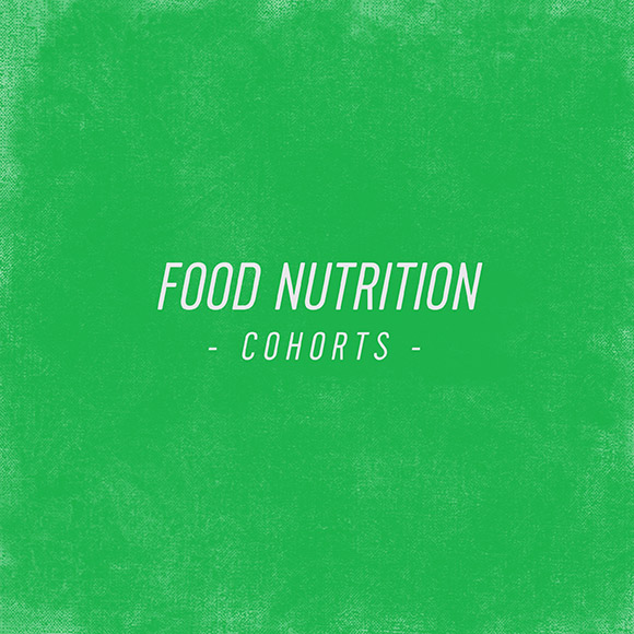 Food Nutrition Cohorts